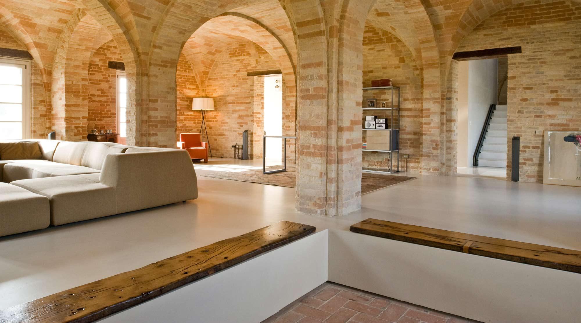Pavimenti per interni rustici: soluzioni per balconi i migliori ...